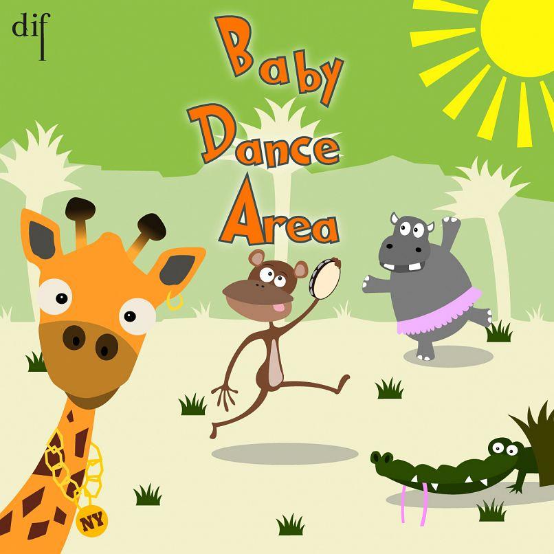 baby dance area