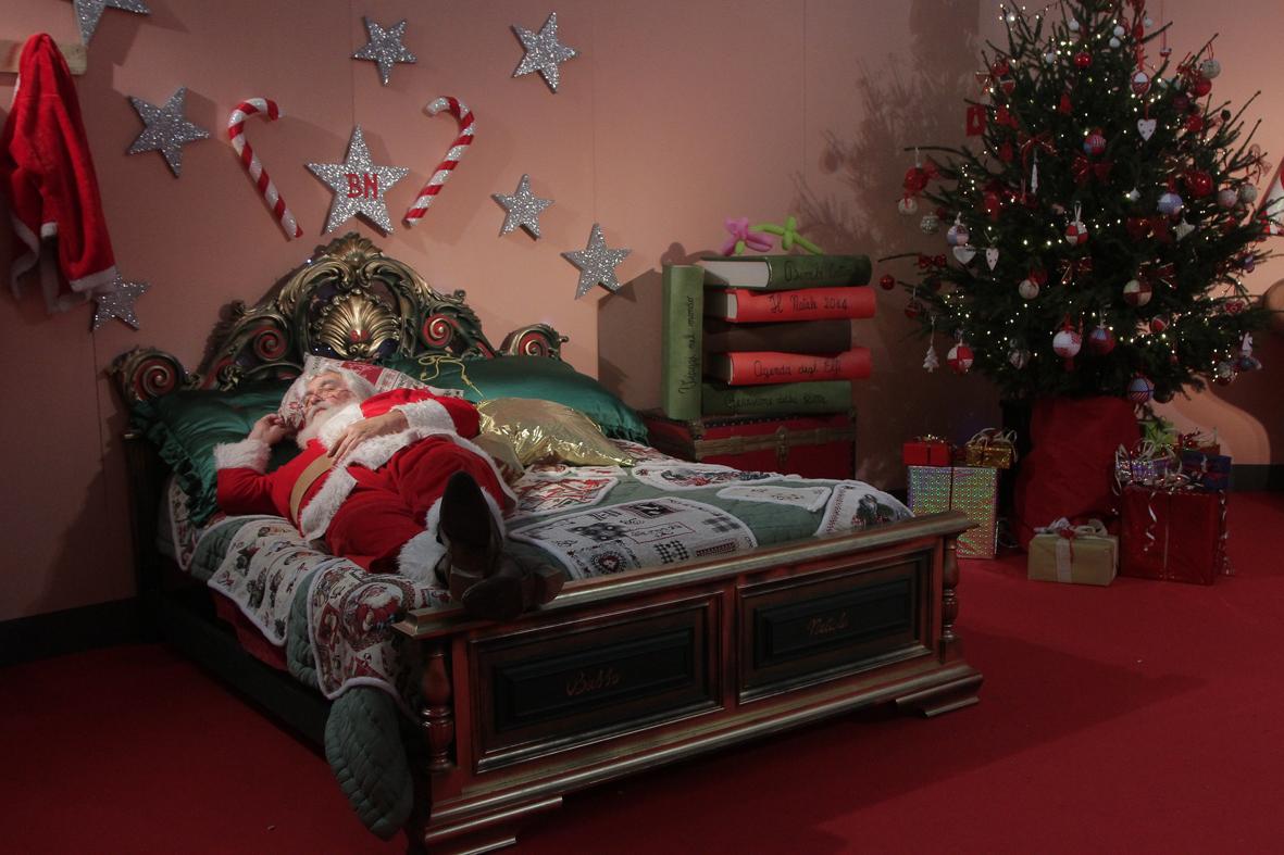 La baita di Babbo Natale
