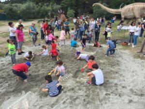 Dinosauri in Toscana