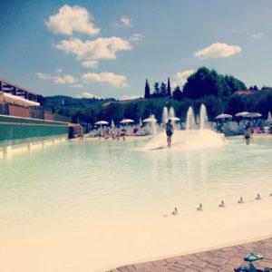 Piscina Camping Firenze